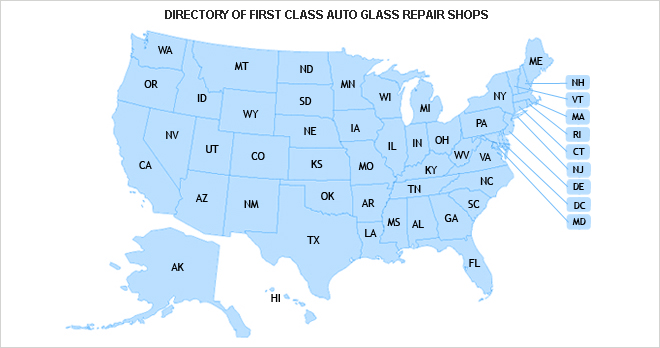 auto glass replacement and windshield repair first class. Black Bedroom Furniture Sets. Home Design Ideas